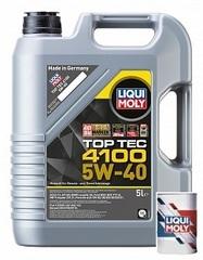 LiquiMoly Top Tec 4100 5W-40 SN/CF;A3/B4/C3 (5л)