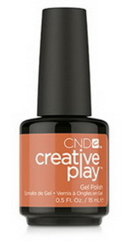 CND Creative Play Gel # 422 Mango About Town Гель-лак  15 мл