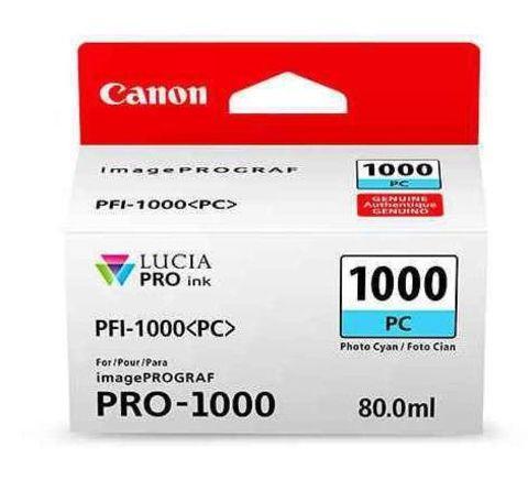 Картридж Canon PFI-1000 PC фото голубой (0550C001)