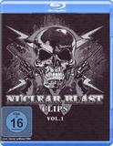 Сборник / Nuclear Blast - Clips Vol. 1 (Blu-ray)