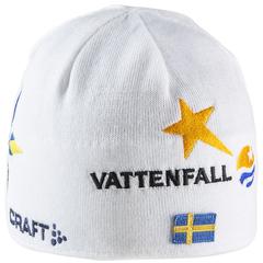 Шапка Сборной Швеции Craft Ski Team SWE Light Knit