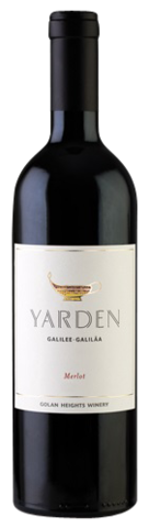Golan Heights Winery Yarden Merlot