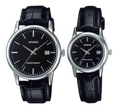 Парные часы Casio Standard: MTP-V002L-1AUDF и LTP-V002L-1AUDF
