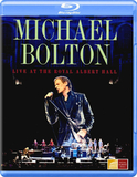 Michael Bolton / Live At The Royal Albert Hall (Blu-ray)