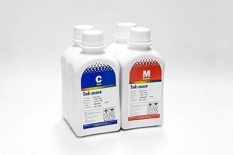 Комплект пигментных чернил EIM-100/143 для Epson C79/C91/S22/SX525 -  1000мл х 4. Оригинальная фасовка!