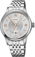 Мужские швейцарские часы Oris 01 733 7719 4071-07 8 20 10