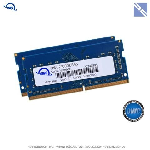 Комплект модулей памяти OWC 16GB для iMac 2017 набор 2x 8GB 2400MHZ DDR4 SO-DIMM PC4-19200 1.2V