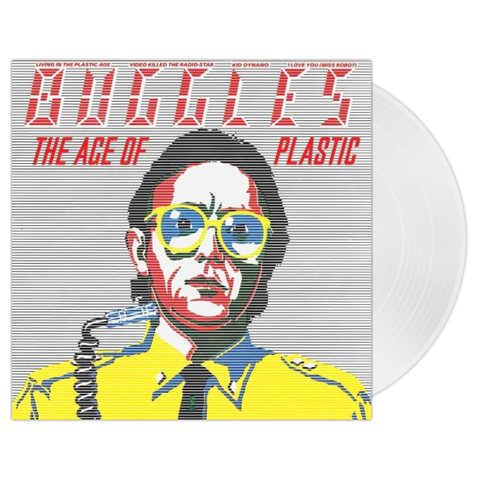 The Buggles / The Age Of Plastic (Coloured Vinyl)(LP)