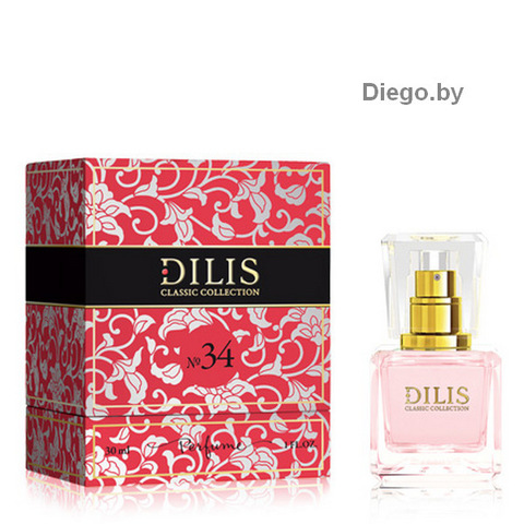 Духи Dilis Classic Collection №34