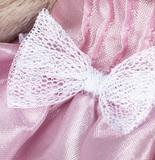 Зайка Ми в розовом платье