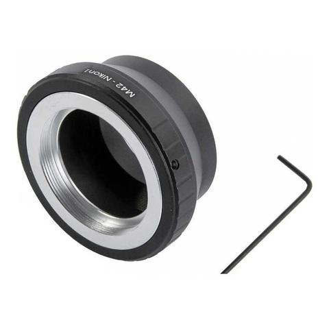 Переходник M42 на Nikon 1