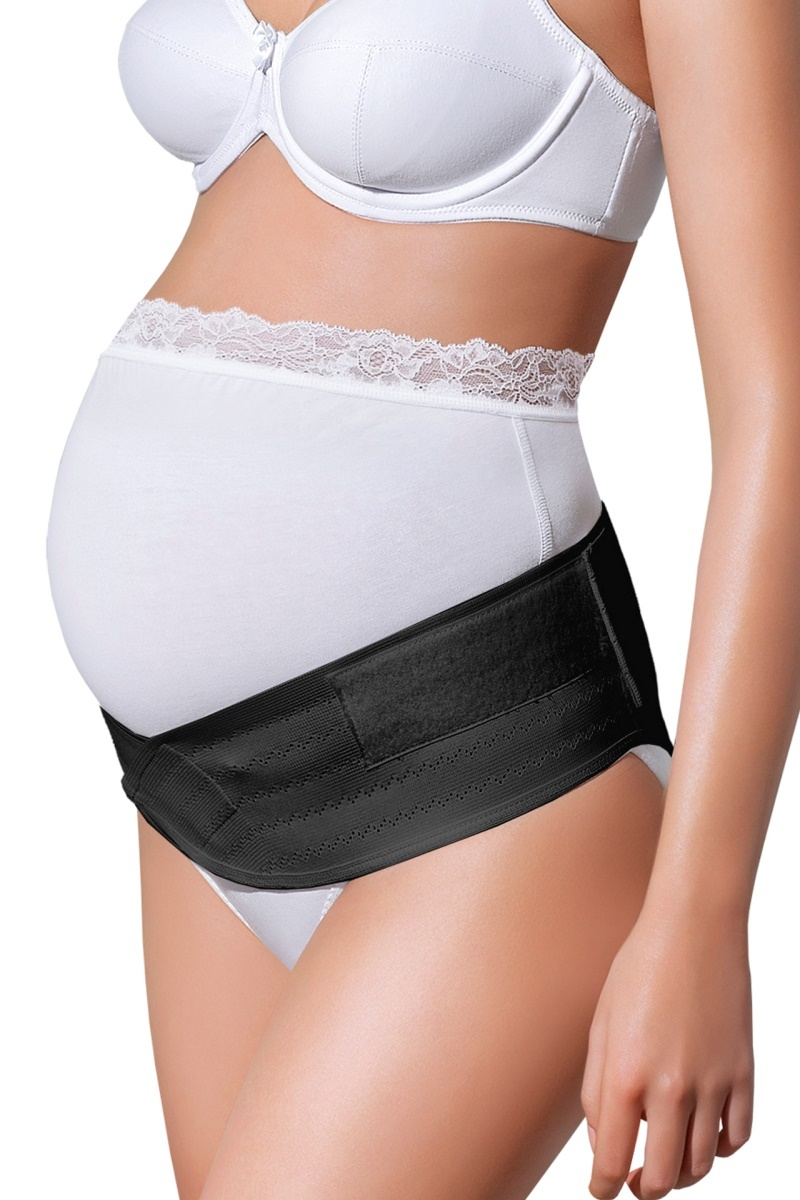 Бандаж для беременных универсальный 00103 черный