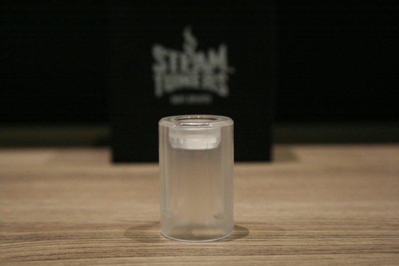 Kayfun 5 clear Tower Tank by Steam Tuners