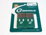 Тормозные колодки G-brake Kawasaki ZX 6 R ZX-10R ZX-12R VN 1600 Suzuki