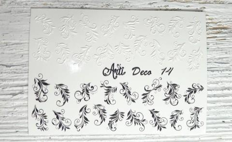 Слайдер Arti 3D Deco № 014