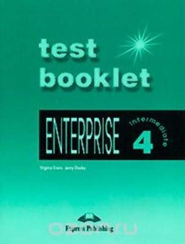 enterprise 4 test booklet