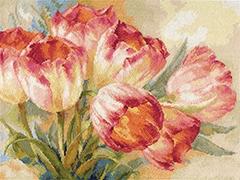 Набор для вышивания Алиса Тюльпаны