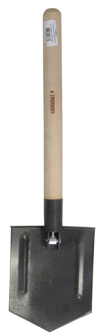 Лопата штыковая «СЛЕДОПЫТ» складная (PF-SF-01) в чехле