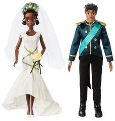 Кукла принцесса Тиана и принц Навин - Принцесса и Лягушка, Disney