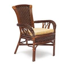 Кресло из обеденного комплекта Андреа (ANDREA) - античный орех — античный орех