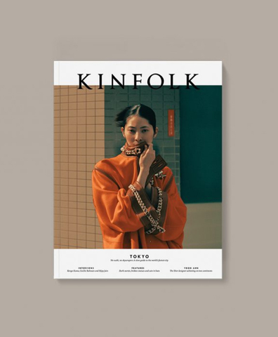 Журнал Kinfolk vol.32 английский