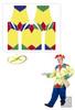 Скоморох рубаха мужская (комплект для пошива)