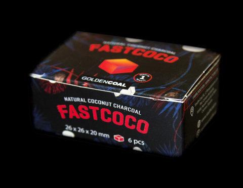 FASTCOCO 6 КУБИКОВ