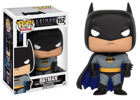 Фигурка Funko POP! Vinyl: DC: Batman Animated: BTAS Batman 11570