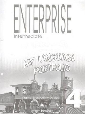 Enterprise 4. My Language Portfolio. Intermediate. Языковой портфель