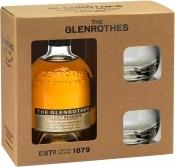 Виски Гленротс Селект Резерв с бокаллами 0,7л