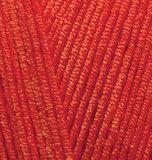 Пряжа Alize Cotton Gold красный 243