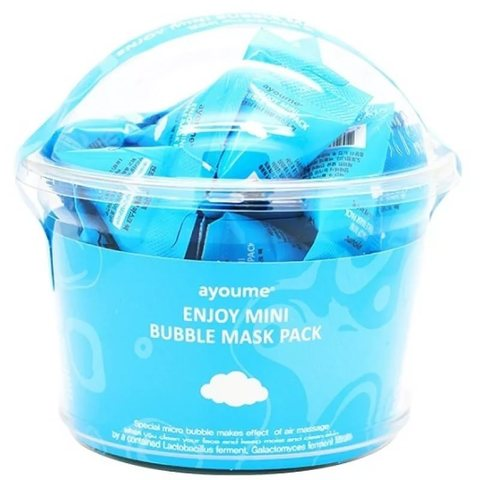 Маска для лица AYOUME Enjoy Mini Bubble Mask, 3 г