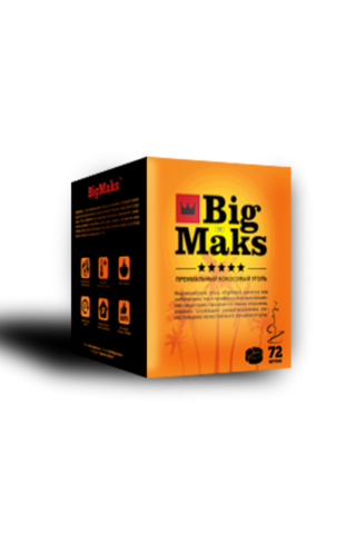 BIGMAKS MEDIUM (КУБ 25 ММ)