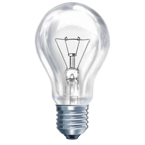 Лампа ЛОН 24V 40Вт Е27
