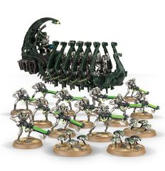 Necron Warrior Ark Phalanx