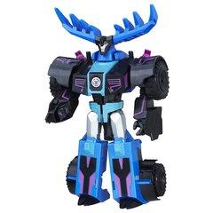 Робот - Трансформер вояджер класс Тандерхуф (Thunderhoof) в 3 шага - В Маскировке, Hasbro