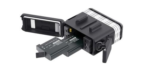 Светодиодный LED фонарь SP POV Light 2.0 с батареей