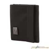 Бумажник Victorinox Lifestyle 4.0 Tri-Fold Wallet чёрный (31172401)