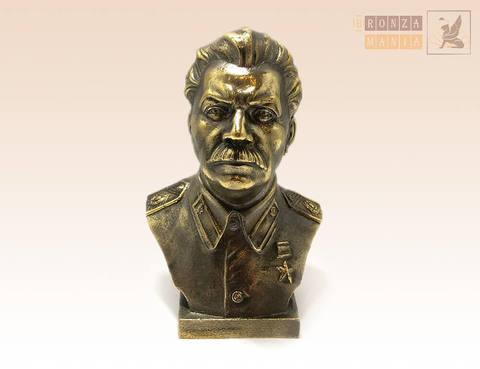 статуэтка бюст Сталин