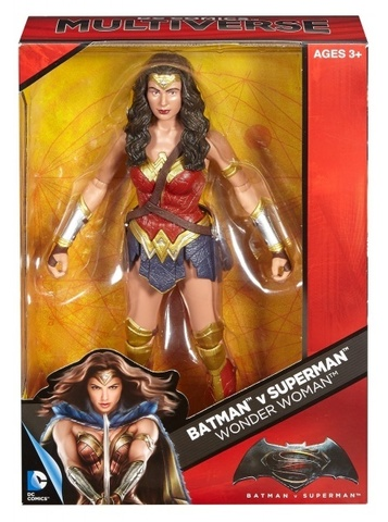 DC Comics Multiverse Batman v Superman Wonder Woman