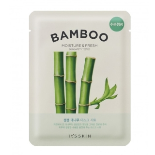 Тканевые маски Увлажняющая маска с экстрактом бамбука It's Skin The Fresh Bamboo Mask Sheet Маска_на_тканевой_основе_It_s_Skin_The_Fresh_Mask_Sheet.jpg