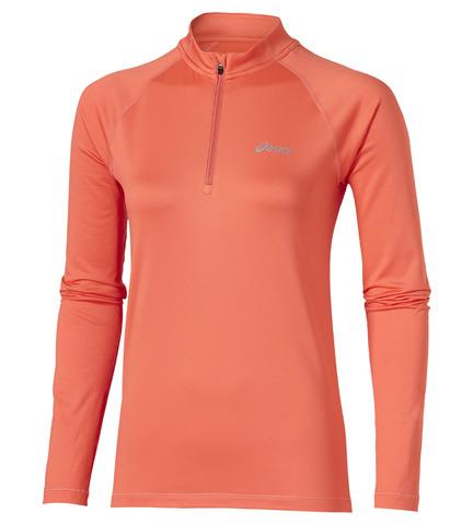 Беговая рубашка Asics Ess Winter 1/2 Zip женская