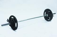 """Штанга тренировочная """"РЕКОРD"""" 130 кг"""