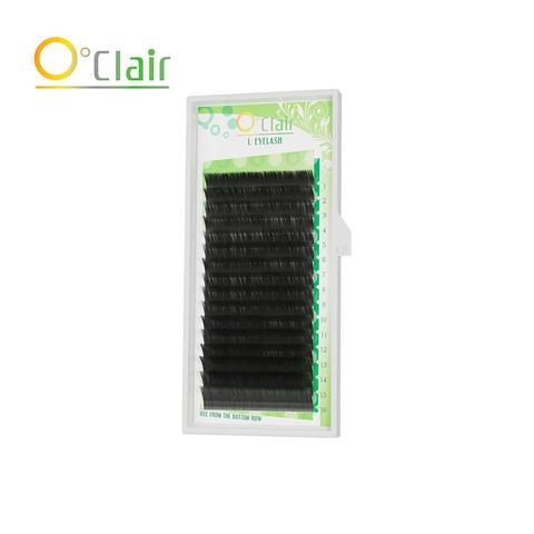 Ресницы O'CLAIR 16 линий MIX изгиб L