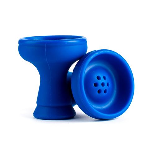 Чашка силикон чилим Синий