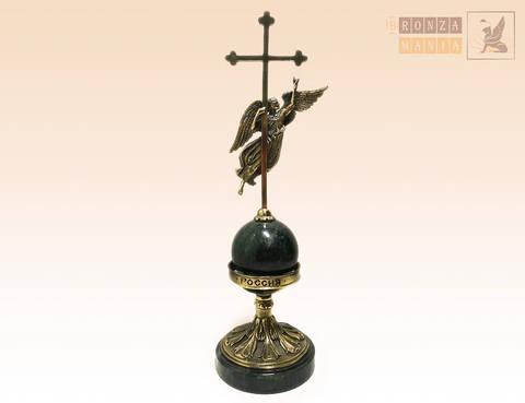 статуэтка Ангел на шпиле Петропавловского собора