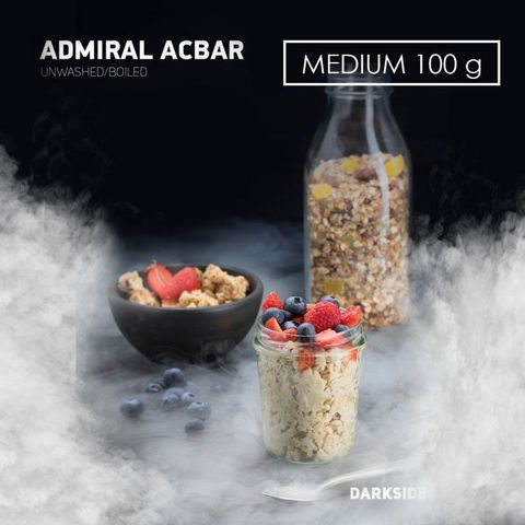 Табак Dark Side MEDIUM ADMIRAL ACBAR CEREAL 100 г