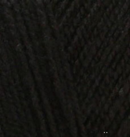 Extra life Alize 927 черный, фото