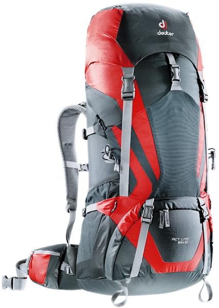Туристические рюкзаки большие Рюкзак туристический Deuter ACT Lite 65+10 900x600_5929_ACT-Lite-65-plus-10-4560-granite-fire-15.jpg