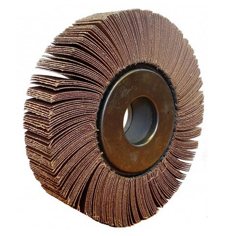 Круг радиальный лепестковый 150х30х32  Р 50(32) (Луга)